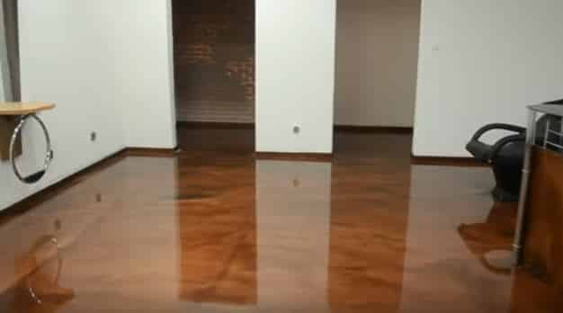 Concrete Services - Epoxy Flooring Easton Place